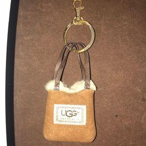 UGG keychain